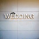 wedding ahead by Markus Mayer