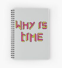 Why is Time Spiral Notebook