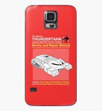 Thundertank Service and Repair Manual Case/Skin for Samsung Galaxy