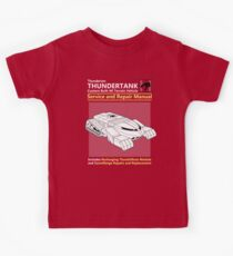 Thundertank Service and Repair Manual Kids Clothes