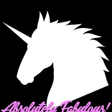 Absolutely Fabulous! Unicorn by SheriffBear