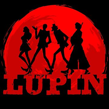 Lupin III by HEARTBEATS