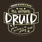 DRUID D&D Class by Carl Huber