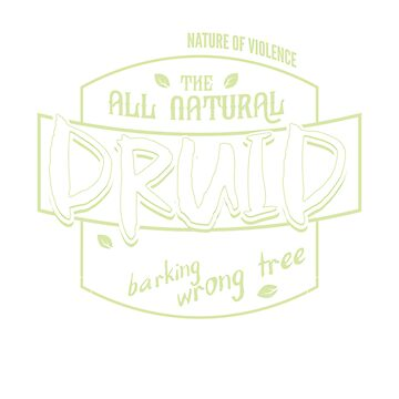 DRUID D&D Class by carlhuber