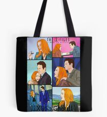 X files 11X05 Ghouli by Mimie ( more 70 designs XFiles in my shop) Tote Bag