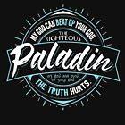 PALADIN D&D Class by Carl Huber