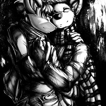 Simon and Leon: Winter by Boneitis