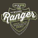 RANGER D&D Class by Carl Huber