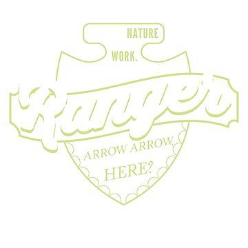 RANGER D&D Class by carlhuber