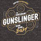 GUNSLINGER PATHFINDER Class by Carl Huber