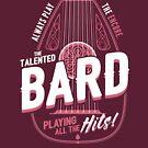 BARD D&D Class by Carl Huber