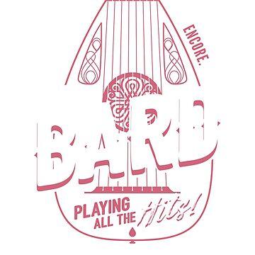 BARD D&D Class by carlhuber