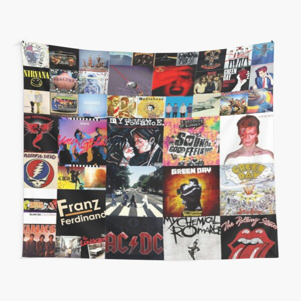 bands tapestry Tapestry