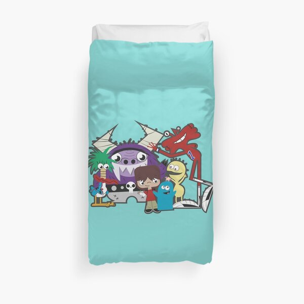 Foster's Home for Imaginary Friends Duvet Cover