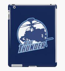 BLUE THUNDER - TV SERIES iPad Case/Skin