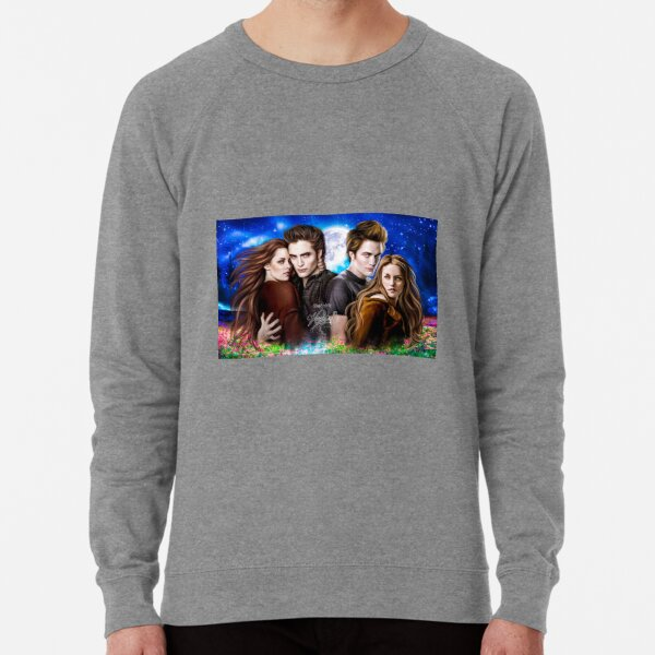 the twilight saga Lightweight Sweatshirt