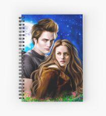 the twilight saga Spiral Notebook