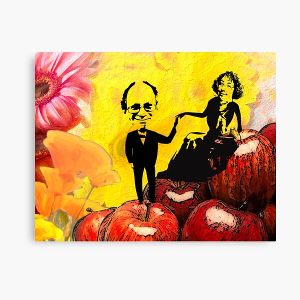 Deb and Bill Canvas Print