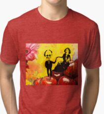 Deb and Bill Tri-blend T-Shirt