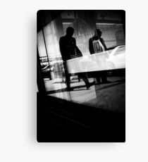 Street photography Canvas Print