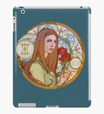 witches in love-tara iPad Case/Skin