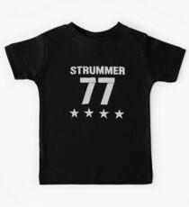 STRUMMER - 77 Kids Tee
