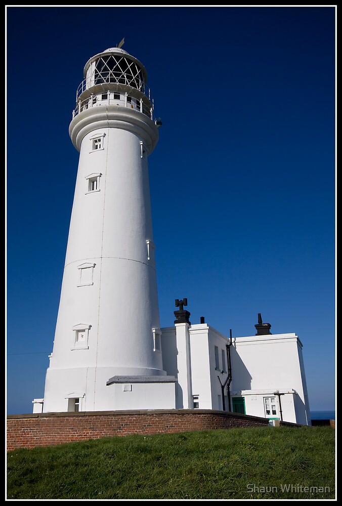 Flamborough head Lighthouse by Shaun Whiteman