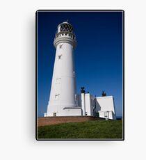 Flamborough head Lighthouse Canvas Print