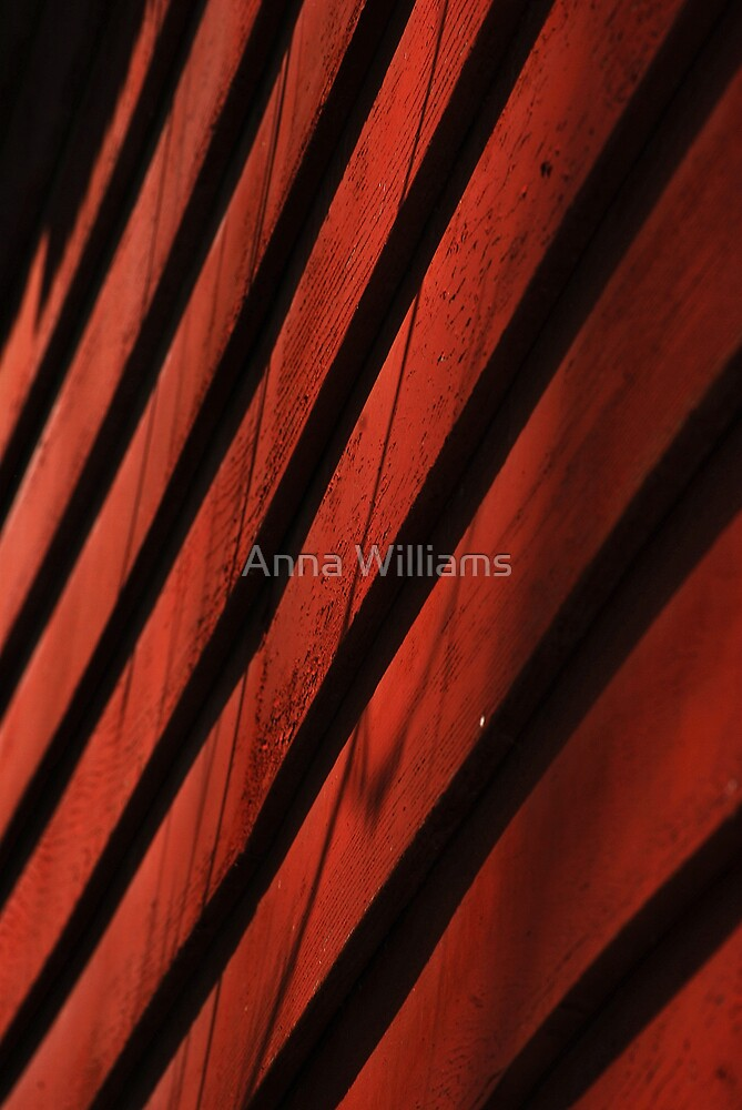 Red intrigue  by Anna Williams