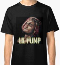 Camiseta clásica LIL PUMP Music Singer Band Tour