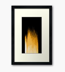 What Is And What Should Never Be Framed Print