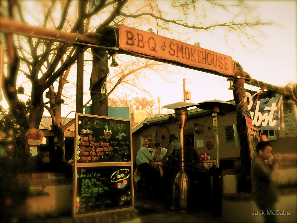 Cowgirl BBQ - Diner In Santa Fe, Albuquerque -2009 *Featured by Jack McCabe