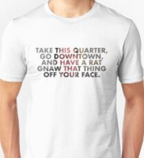 Onkel Buck Hauptangebot Unisex T-Shirt