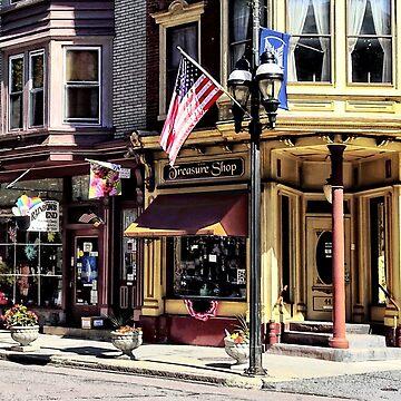 Jim Thorpe PA - Charming Downtown by SudaP0408