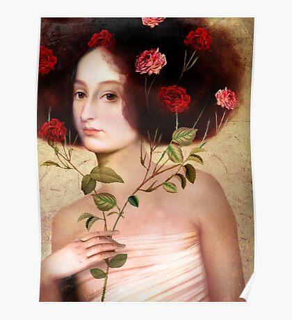 Der Blumenstrauss Poster