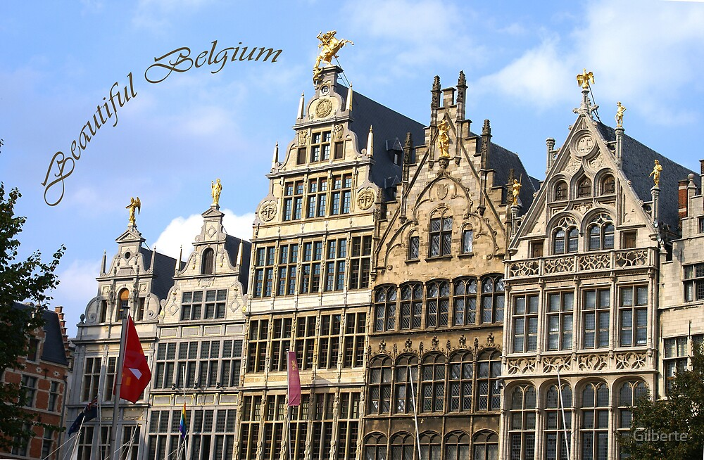 Beautiful Belgium by Gilberte