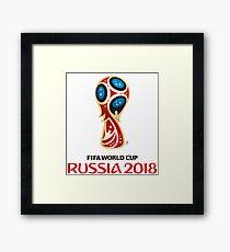 Weltmeisterschaft Gerahmtes Wandbild