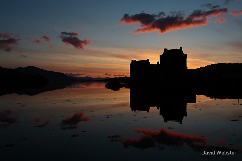 Eilean Donan Castle by David Webster