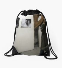 Exhibit Drawstring Bag