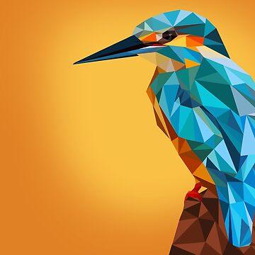 bird by Zzart