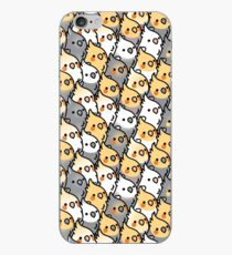 Chubby Cockatiel Party Coque et skin iPhone