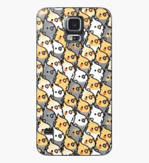 Chubby Cockatiel Party Case/Skin for Samsung Galaxy
