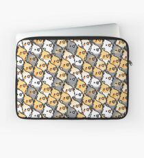 Chubby Cockatiel Party Laptop Sleeve