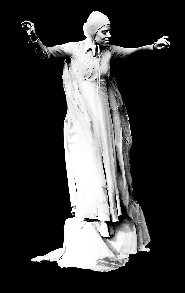 Female Human Statue by Steve Rhodes