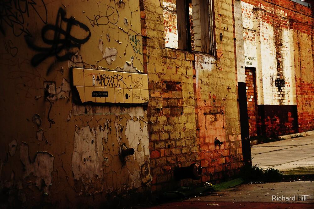 Urban Decay by Richard Hill