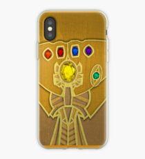 Vinilo o funda para iPhone Estuche para teléfono Infinity Gauntlet