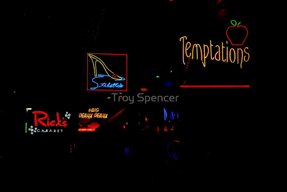 Neon Orleans by Troy Spencer