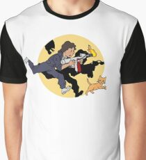 The Adventures of Ripley Graphic T-Shirt