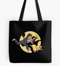 The Adventures of Ripley Tote Bag