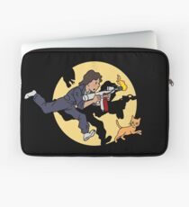 The Adventures of Ripley Laptop Sleeve